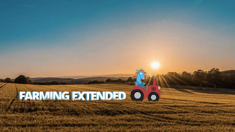 twitter posts farming extended